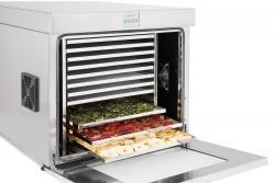 Biosec Pro Line - aszalógép profi konyhák és profi kistermelők részére