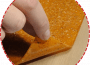 DrySilk aszaló tálca betét. A levegőt átereszti, a tálcát megvédi - akár sütőben is használható 250˘C-ig